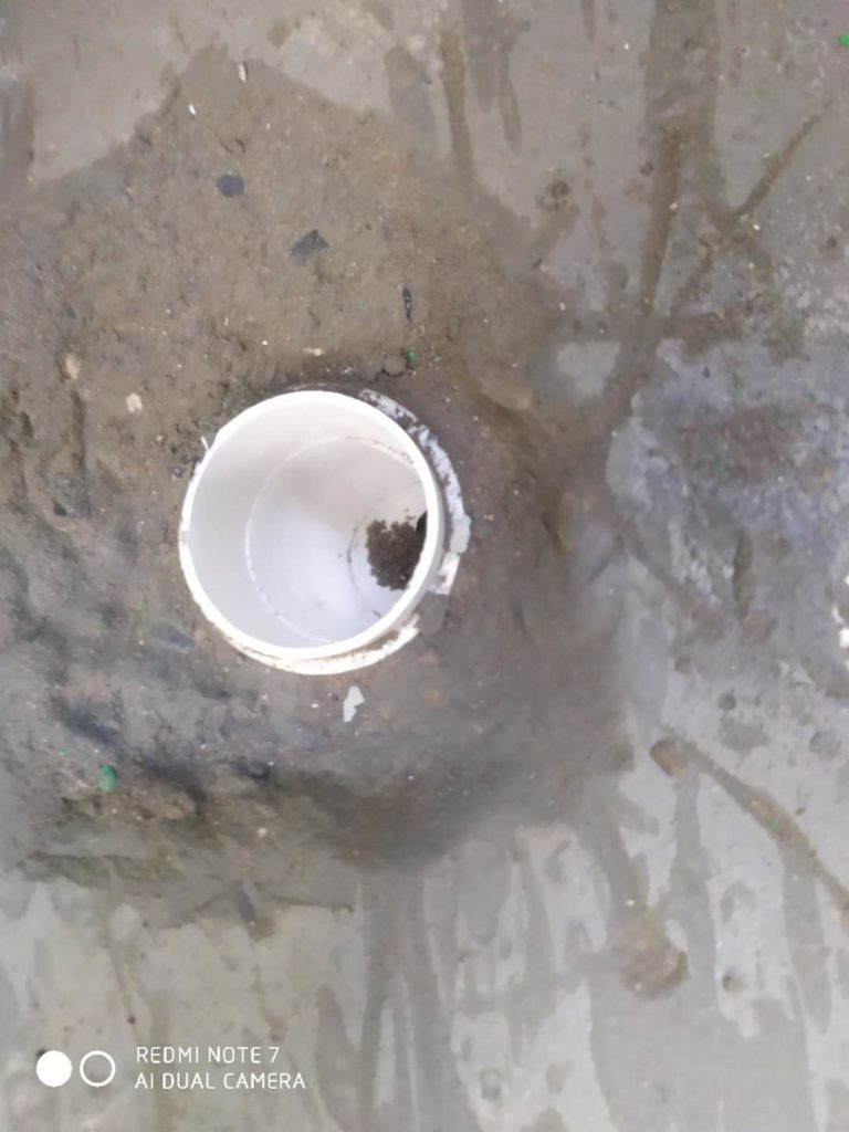沁园-防水施工